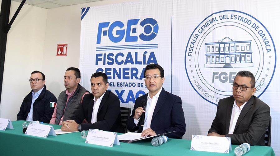 Anuncian autoridades detención de líder criminal de la Cuenca | El Imparcial de Oaxaca