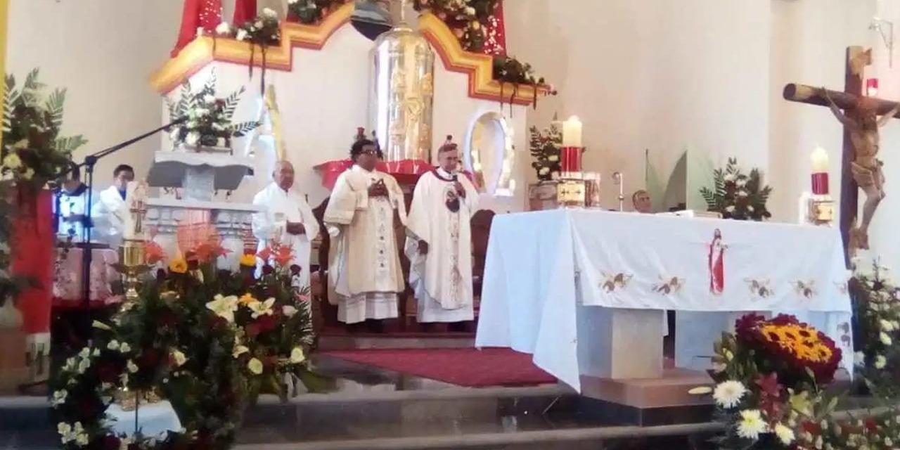 Siguen las actividades religiosas en Huajuapan | El Imparcial de Oaxaca