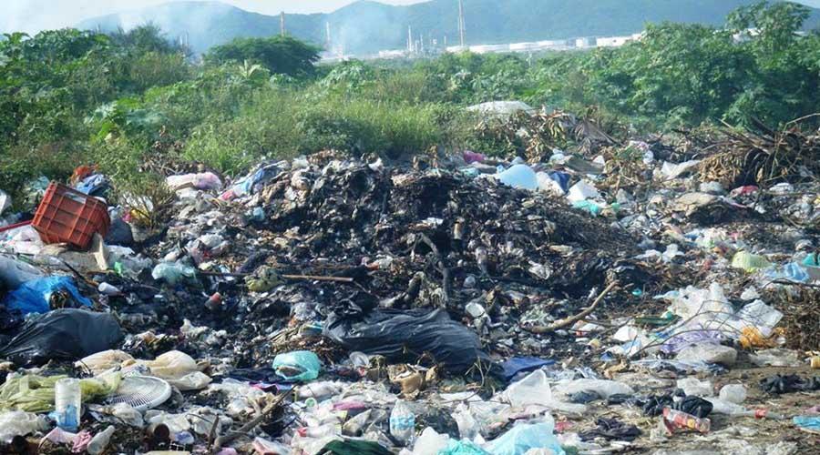 A todo lo que da, basureros a cielo abierto en los Valles Centrales   El Imparcial de Oaxaca