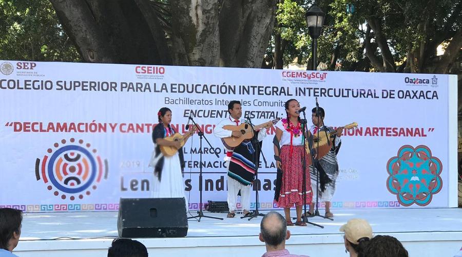 Impulsan participación juvenil en Oaxaca, con perspectiva intercultural   El Imparcial de Oaxaca