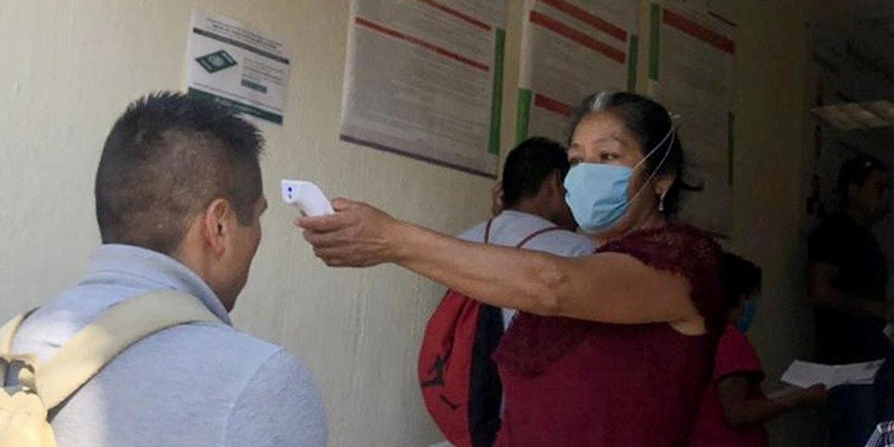 Están en riesgo de contagio 70% del personal médico de Oaxaca | El Imparcial de Oaxaca