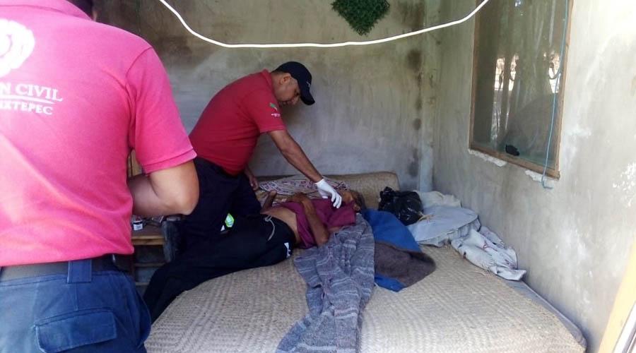 Le quitan la vida, apuñalan a anciano en el pecho   El Imparcial de Oaxaca