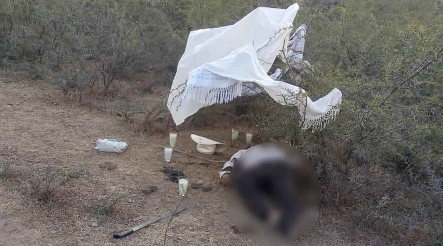 Lo hallan muerto, con  un golpe en la cabeza   El Imparcial de Oaxaca