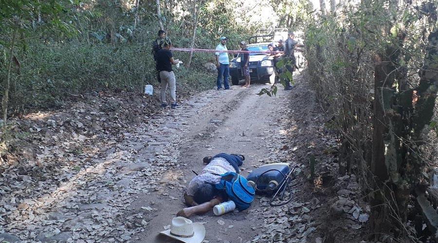 Asesinado a balazos en San Gabriel Mixtepec   El Imparcial de Oaxaca