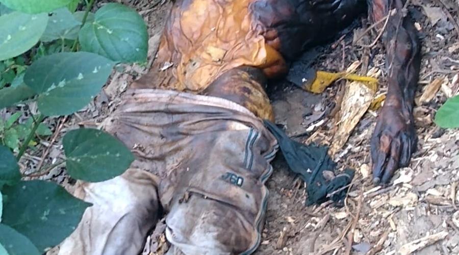 Hallan cadáver en la Cañada del Totomoxtle | El Imparcial de Oaxaca