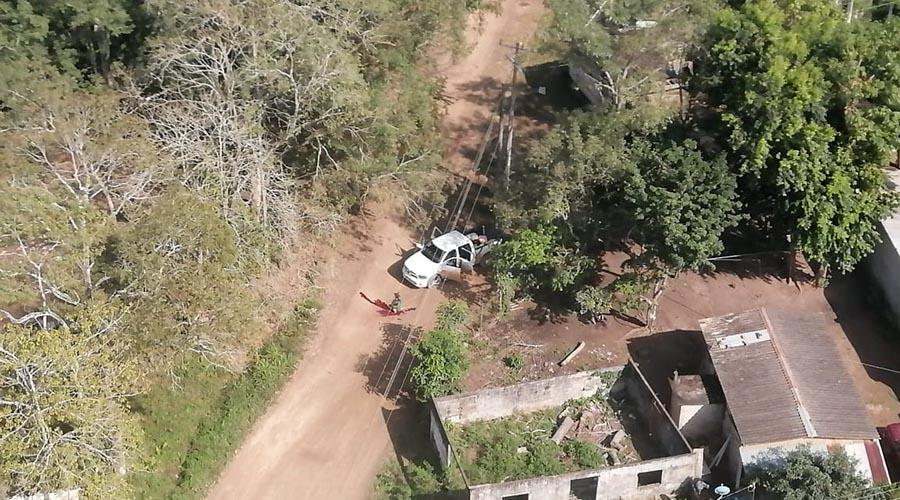 ¡Abaten a El Pelón! Lider criminal de la frontera Oaxaca-Veracruz