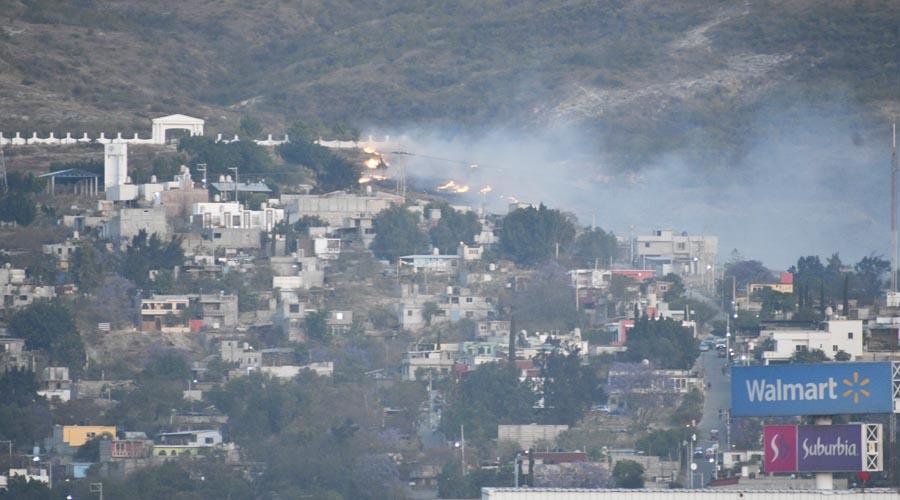 Arde San Antonio de la Cal | El Imparcial de Oaxaca