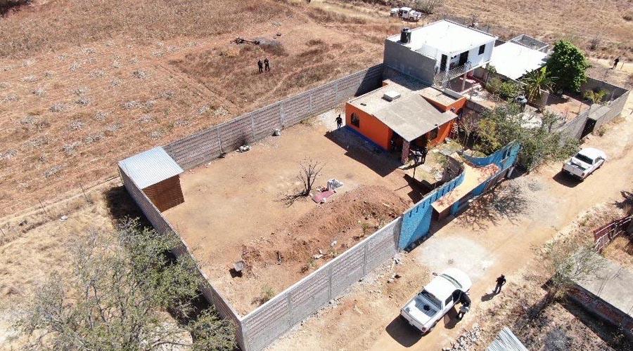 Catean tienda en Xoxocotlán, hayan armas y drogas | El Imparcial de Oaxaca