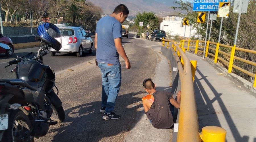Derrapa en El Fortín   El Imparcial de Oaxaca