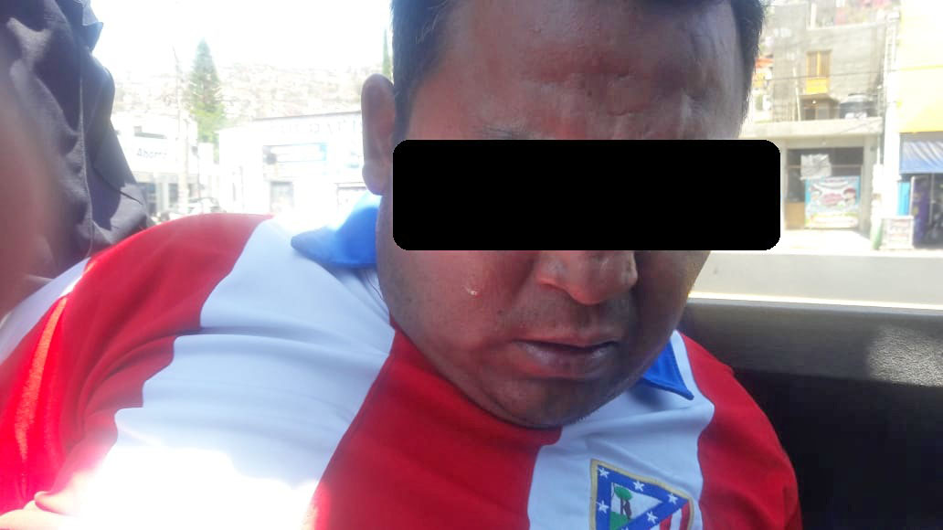 Frustran asalto, detienen a ladrón de pastelería | El Imparcial de Oaxaca