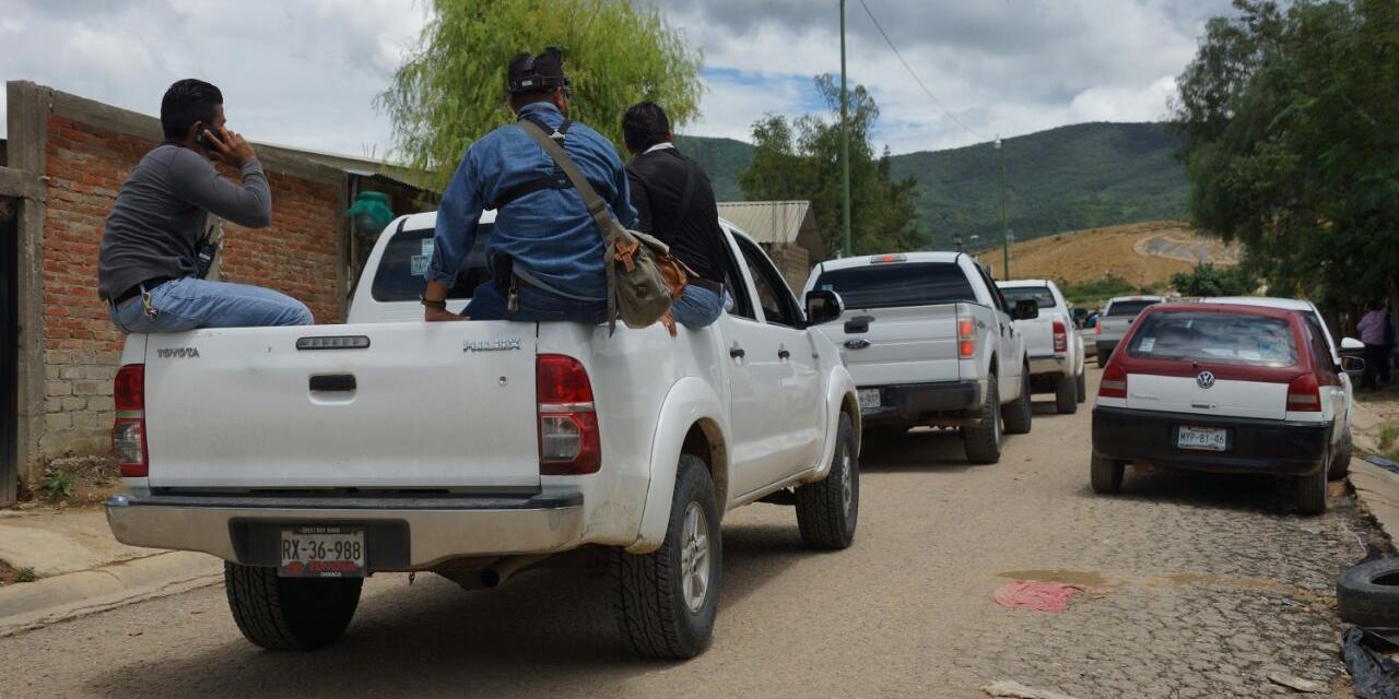 Emboscan a elementos de AEI en Loxicha, Oaxaca | El Imparcial de Oaxaca