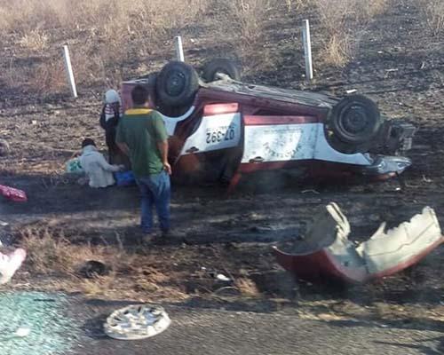 No cesan las muertes por accidentes viales   El Imparcial de Oaxaca