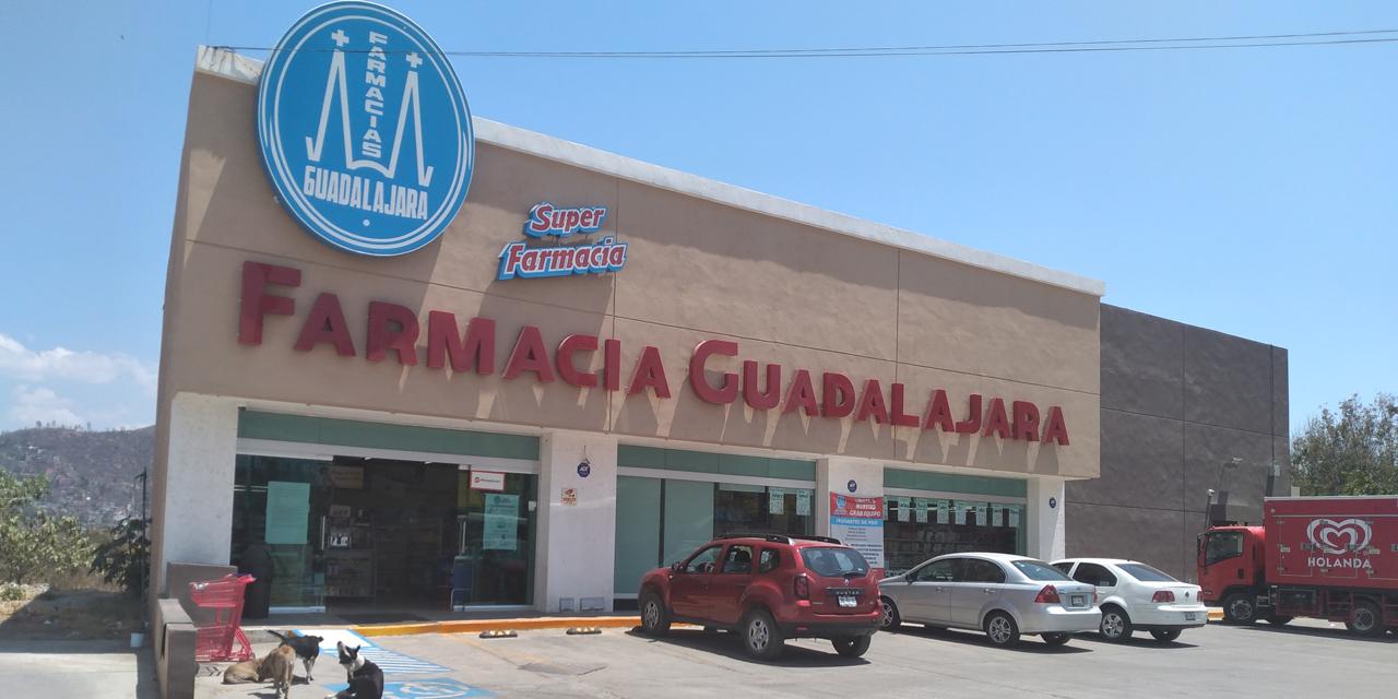 Roban Farmacia Guadalajara de Plaza Bella | El Imparcial de Oaxaca