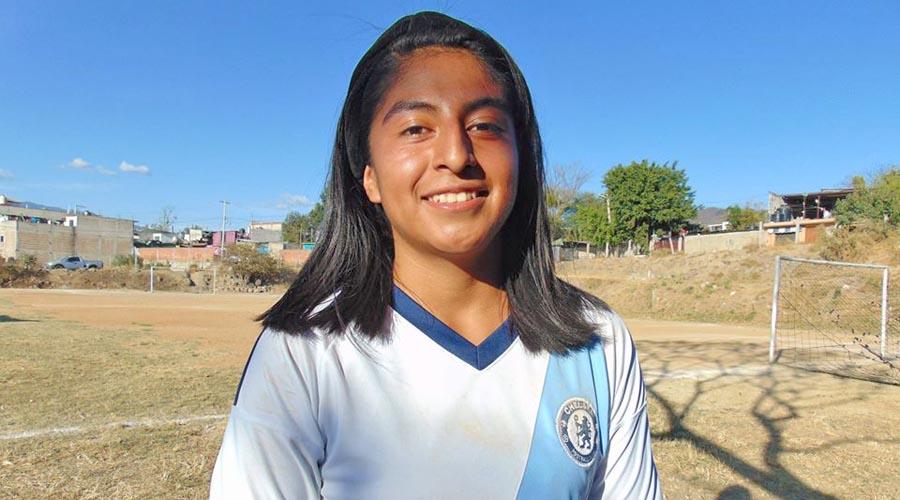 Al límite Abril Marlene trabaja en el deporte   El Imparcial de Oaxaca