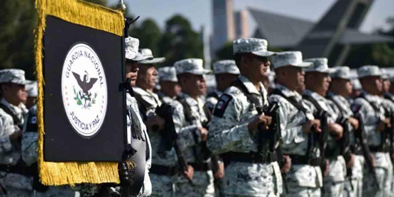 Guardia Nacional reporta 19 mil detenciones desde que entró en funciones | El Imparcial de Oaxaca