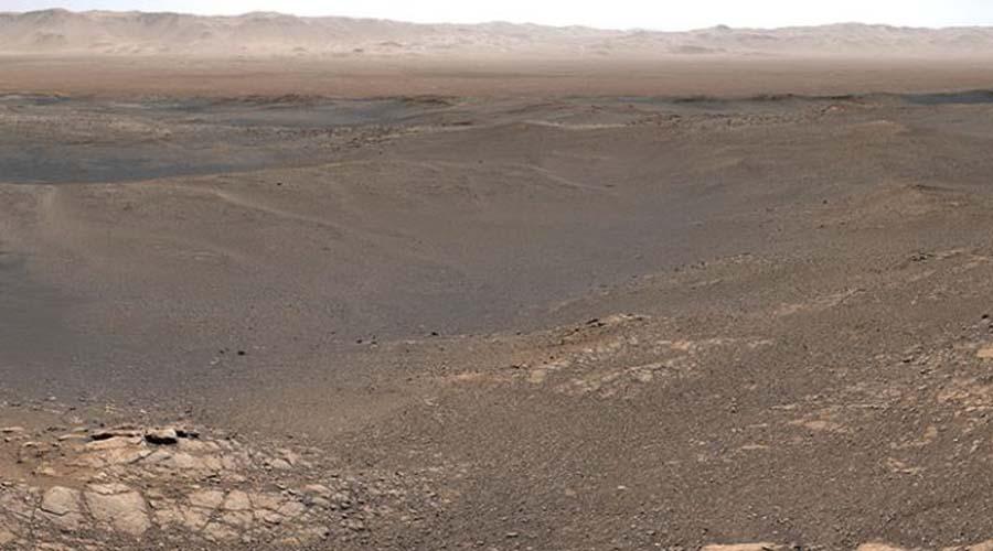 Muestra la NASA la imagen de mayor resolución de la superficie de Marte | El Imparcial de Oaxaca