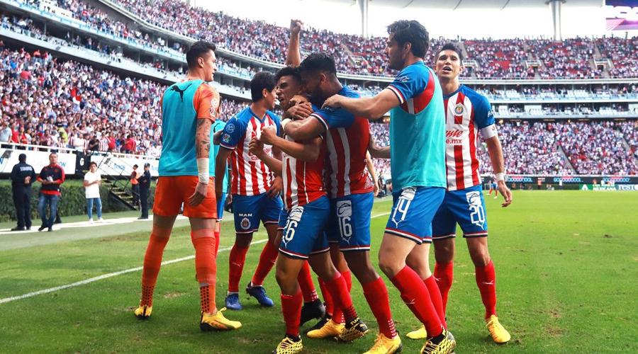 Chivas vence a León en el estadio Akron   El Imparcial de Oaxaca