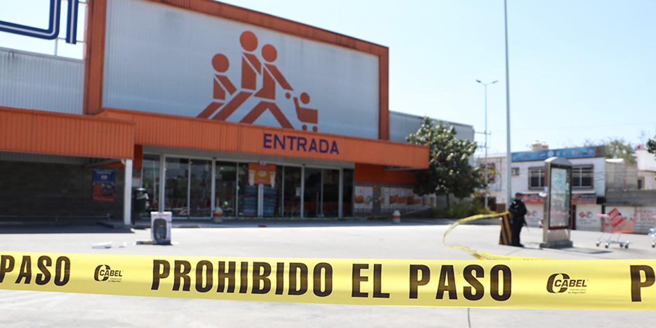 Destrozos y robos en tienda Chedraui de Santa Cruz Xoxocotlán | El Imparcial de Oaxaca
