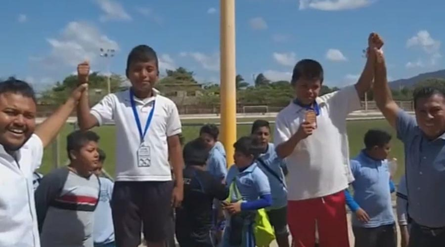 Concluyen los juegos Nacionales Escolares | El Imparcial de Oaxaca