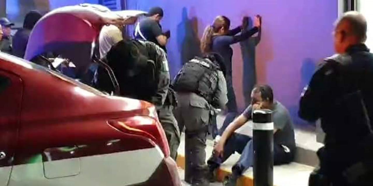 Lo llevaban encajualeado, detienen a cinco por secuestro | El Imparcial de Oaxaca