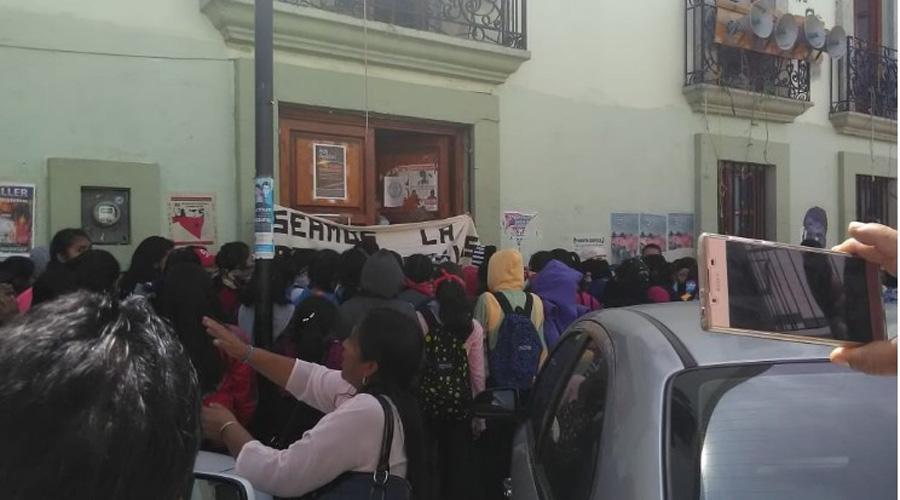 Normalistas exigen 300 nuevas plazas | El Imparcial de Oaxaca