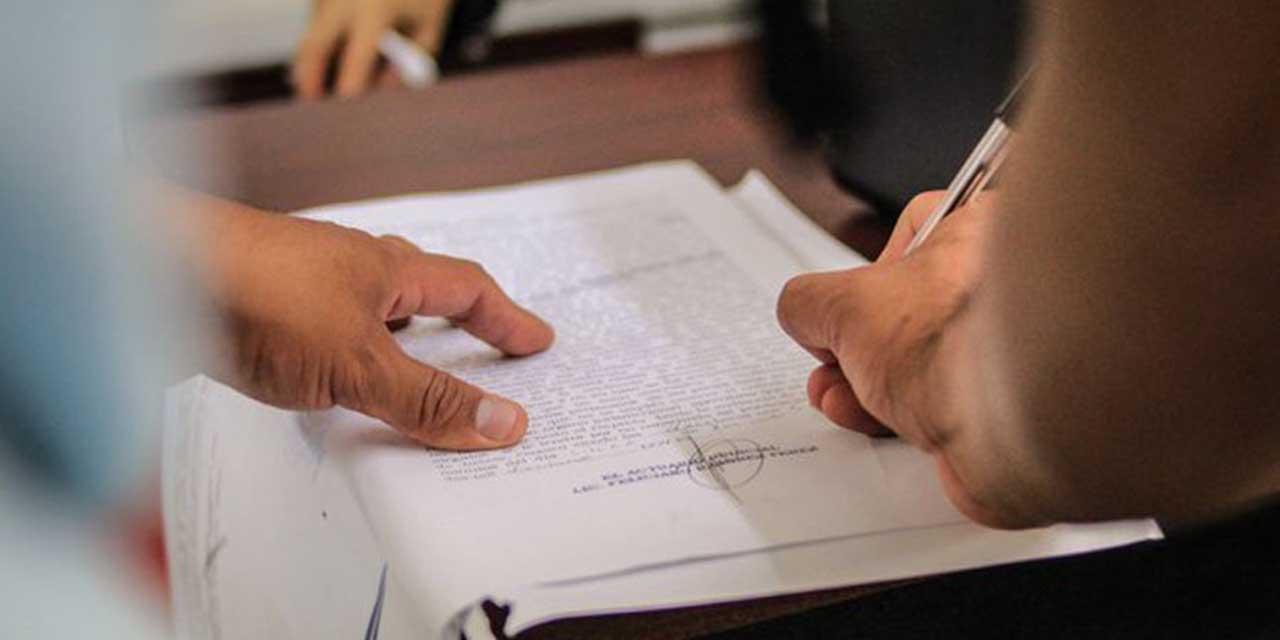En Huajuapan de León, Registro Civil de sólo  atenderá nacimientos y defunciones | El Imparcial de Oaxaca