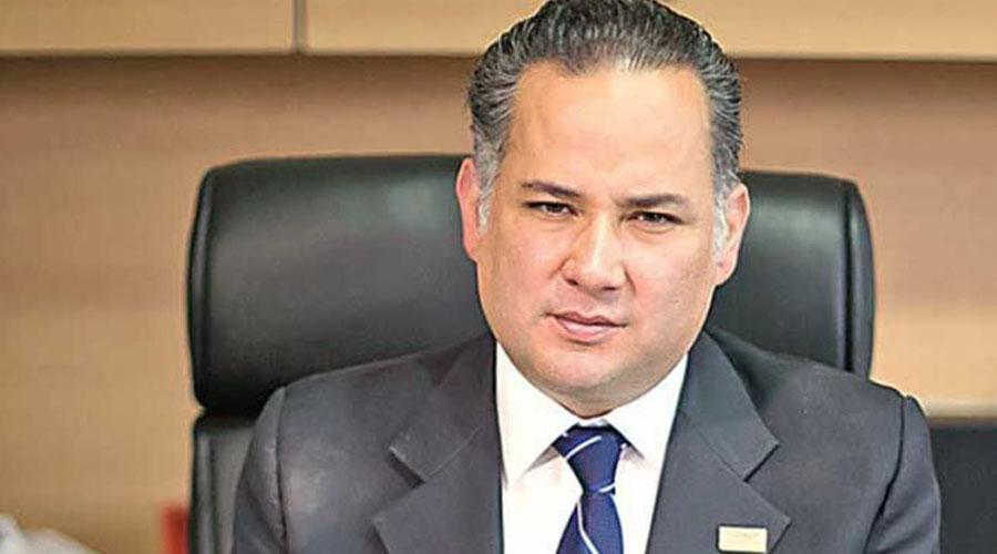 No se investiga al gobernador de Oaxaca, dice Santiago Nieto   El Imparcial de Oaxaca