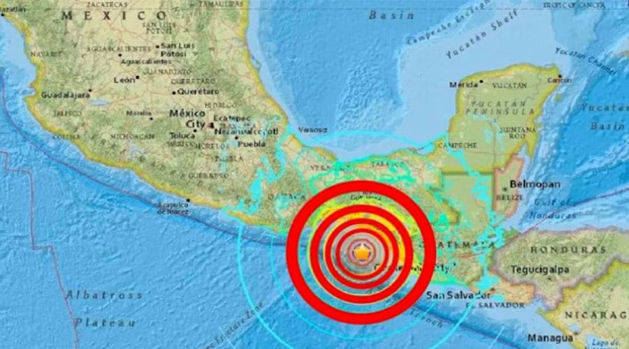 Reporta Sismológico Nacional 22 sismos en un solo día en Oaxaca | El Imparcial de Oaxaca