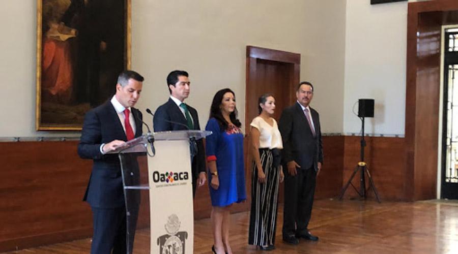 Gobierno del Estado  de Oaxaca trabaja con gabinete paritario | El Imparcial de Oaxaca