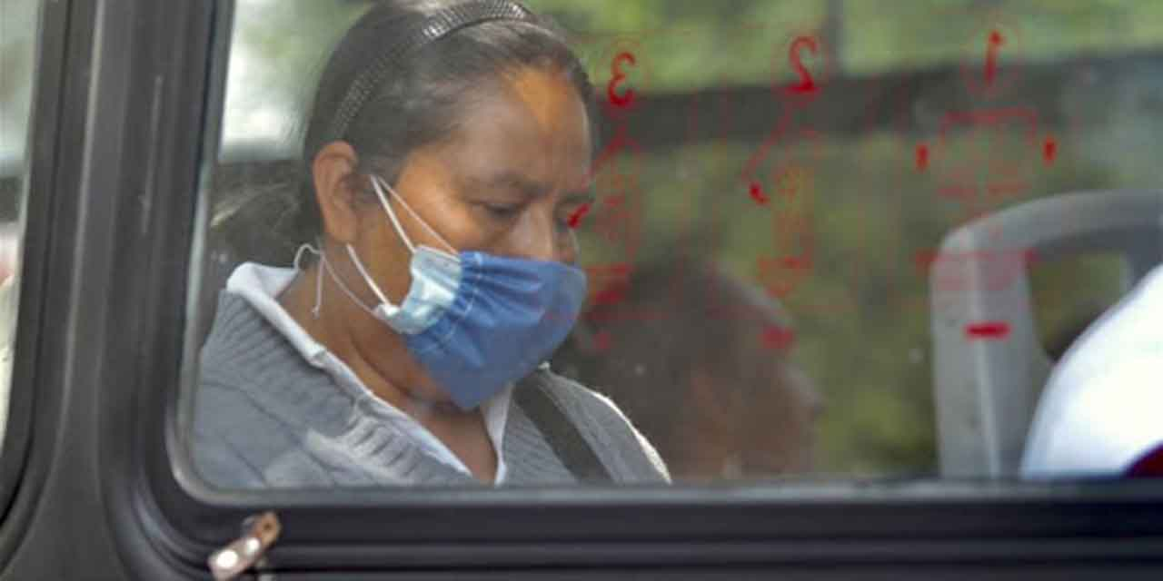 Van seis muertes en México por Covid-19; casos positivos ascienden a 475 | El Imparcial de Oaxaca