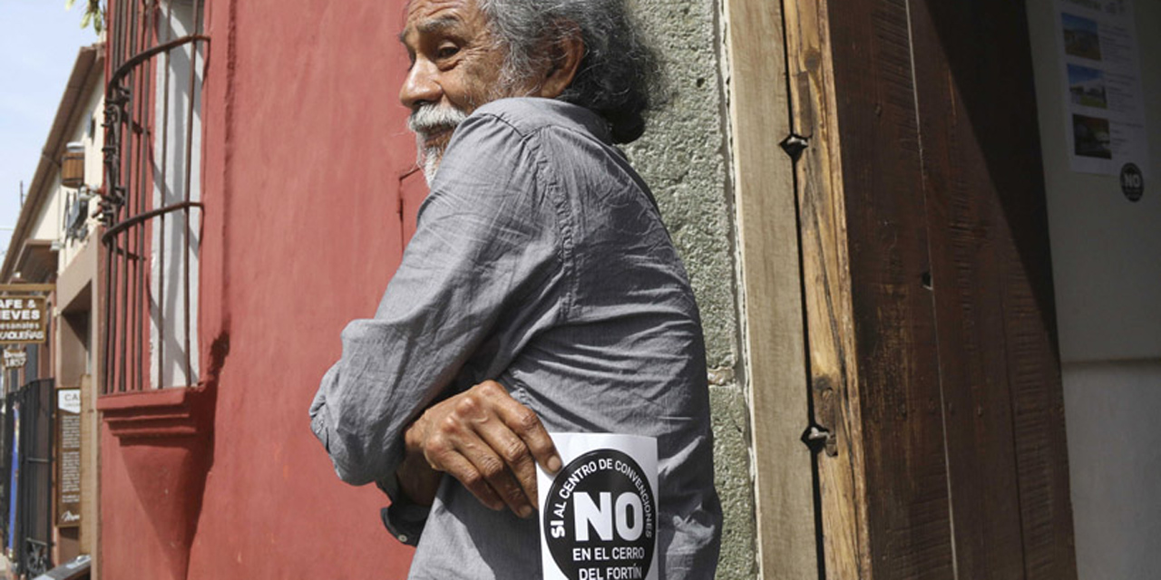 Francisco Toledo vivir con la intensidad del viento | El Imparcial de Oaxaca