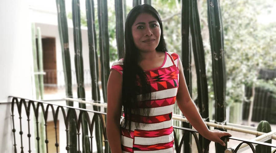 Se suma Yalitza a la defensa del aborto | El Imparcial de Oaxaca