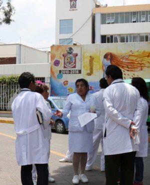 Preocupa a médicos de Oaxaca contagios en centros de salud