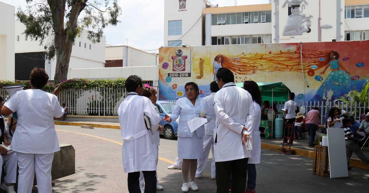 Preocupa a médicos de Oaxaca contagios en centros de salud | El Imparcial de Oaxaca