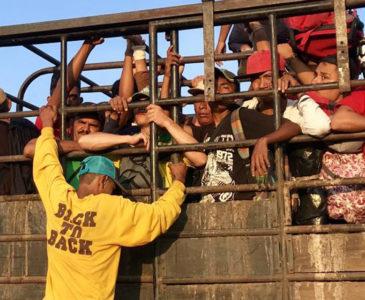 Polleros abren nuevas rutas migrantes en Oaxaca