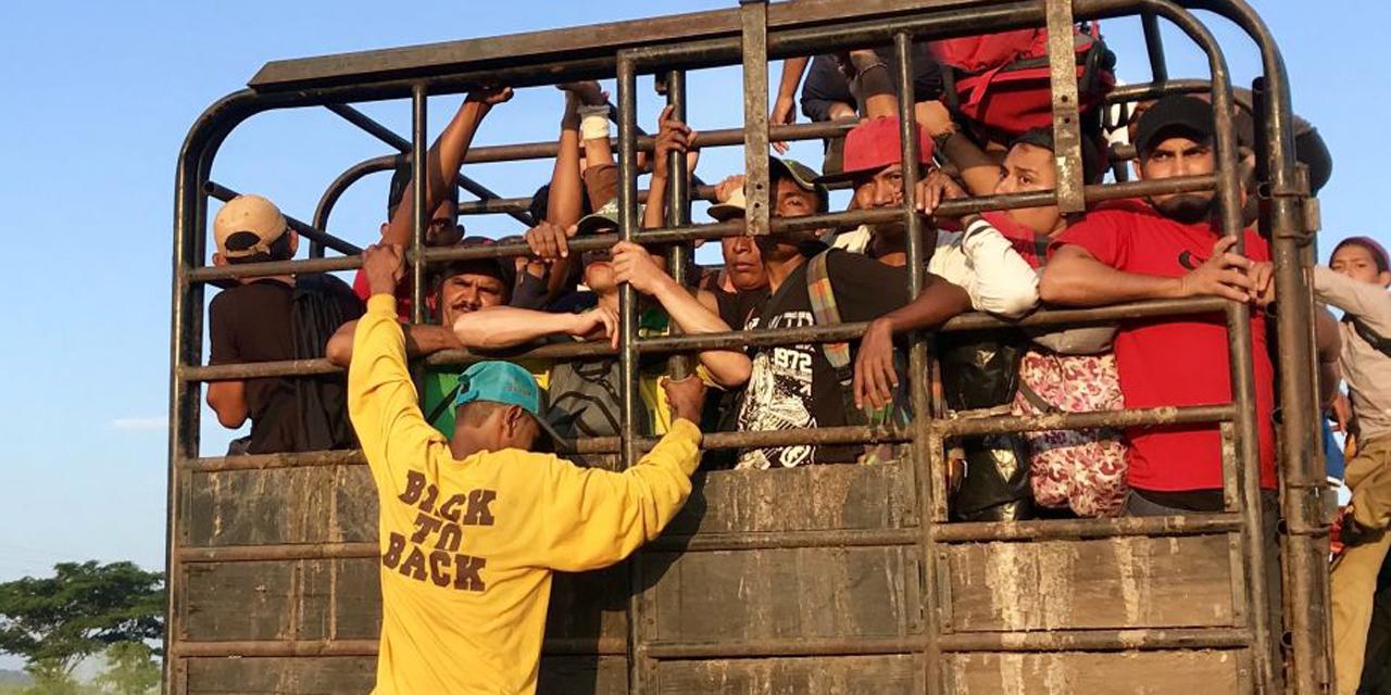 Polleros abren nuevas rutas migrantes en Oaxaca | El Imparcial de Oaxaca
