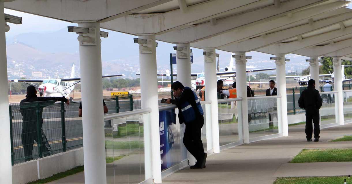 Llegan 17 mil viajeros menos durante marzo al aeropuerto de Oaxaca | El Imparcial de Oaxaca