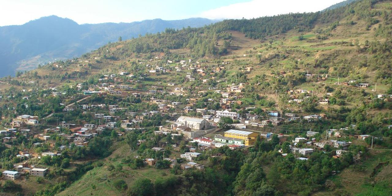 En la Sierra Norte de Oaxaca sí respetan la cuarentena   El Imparcial de Oaxaca