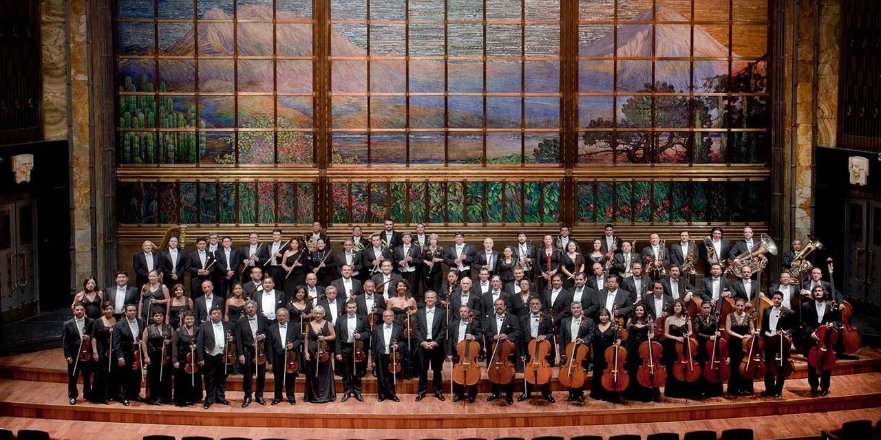 Orquesta Sinfónica Nacional abre temporada en línea   El Imparcial de Oaxaca