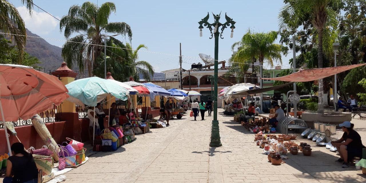 Ambulantes toman medidas de prevención en Cuicatlán   El Imparcial de Oaxaca