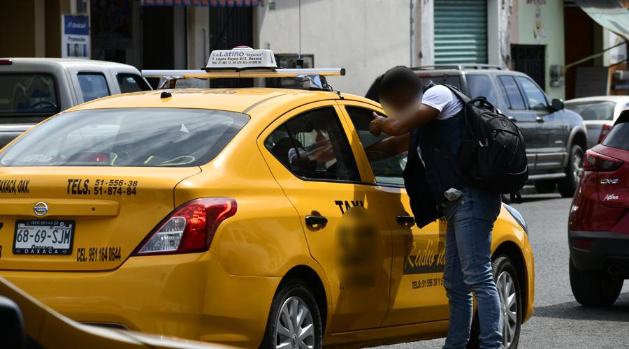 DiDi Entrega, la nueva forma de entregas a domicilio por taxistas de Oaxaca | El Imparcial de Oaxaca