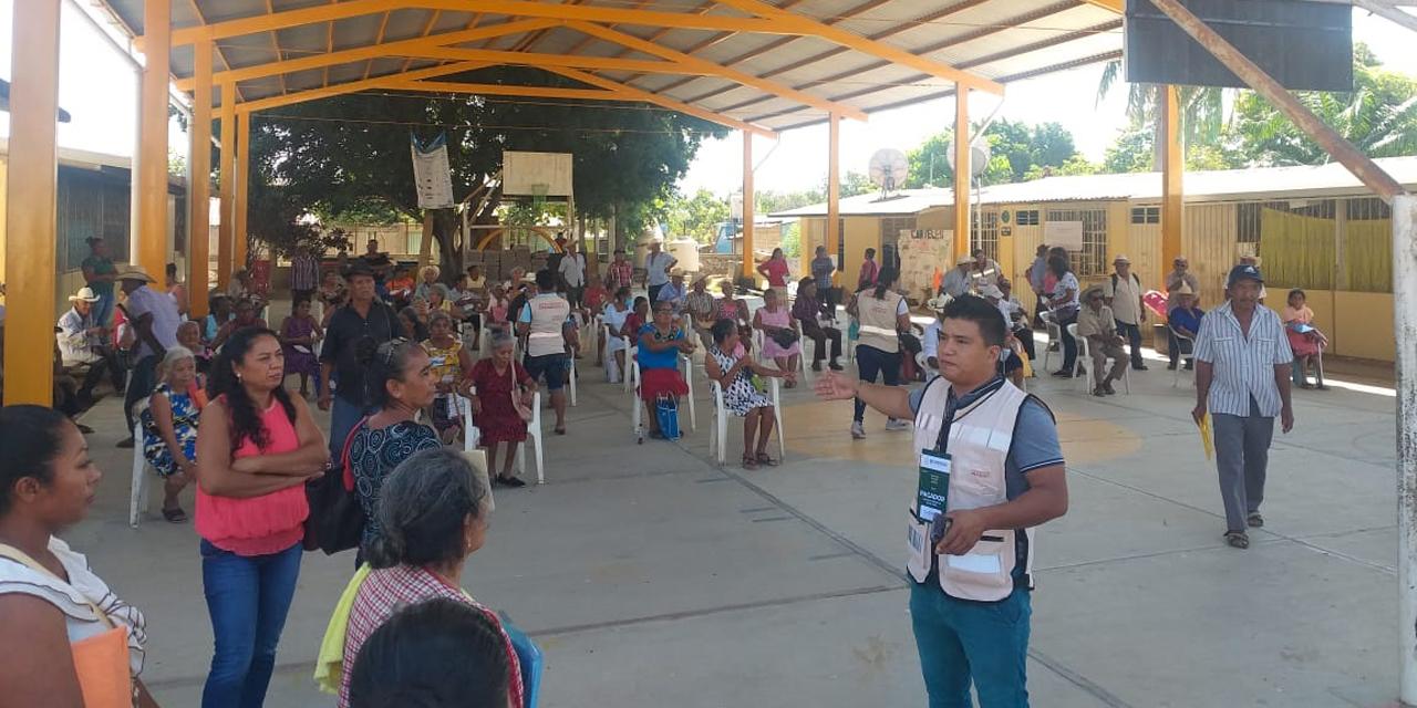 Desacatan medidas sanitarias en Pinotepa   El Imparcial de Oaxaca