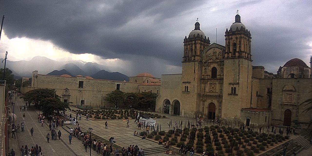 Llega la primera lluvia del año a Oaxaca | El Imparcial de Oaxaca