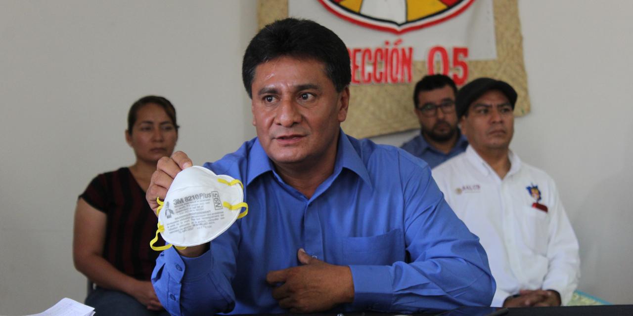 Personal de salud en la mixteca expuesto contra coronavirus | El Imparcial de Oaxaca