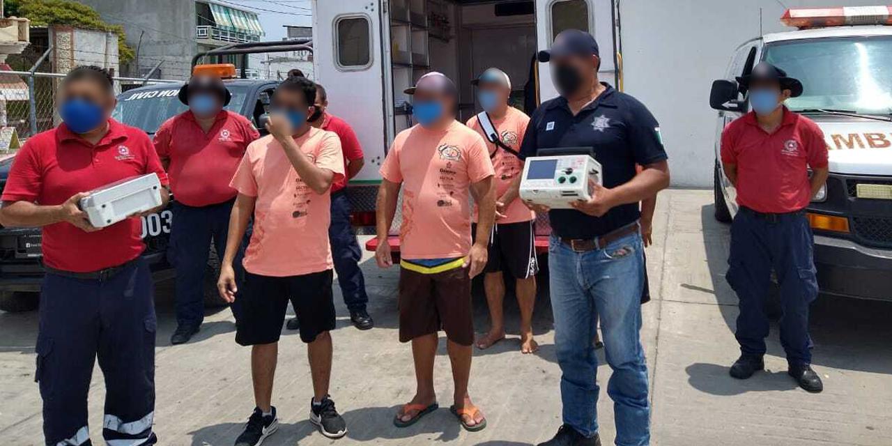 Club de Pesca apoya a familias vulnerables por crisis sanitaria en Puerto Escondido   El Imparcial de Oaxaca