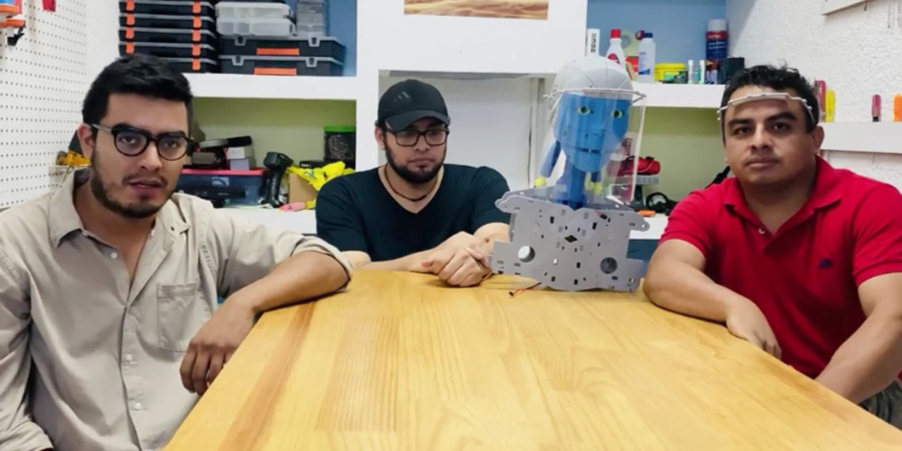 Ingenieros oaxaqueños producirán auxiliar para respirador mecánico | El Imparcial de Oaxaca