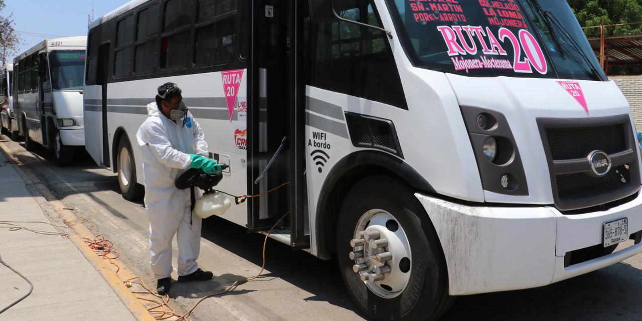 Movilidad urbana disminuye un 60% por Covid-19 | El Imparcial de Oaxaca