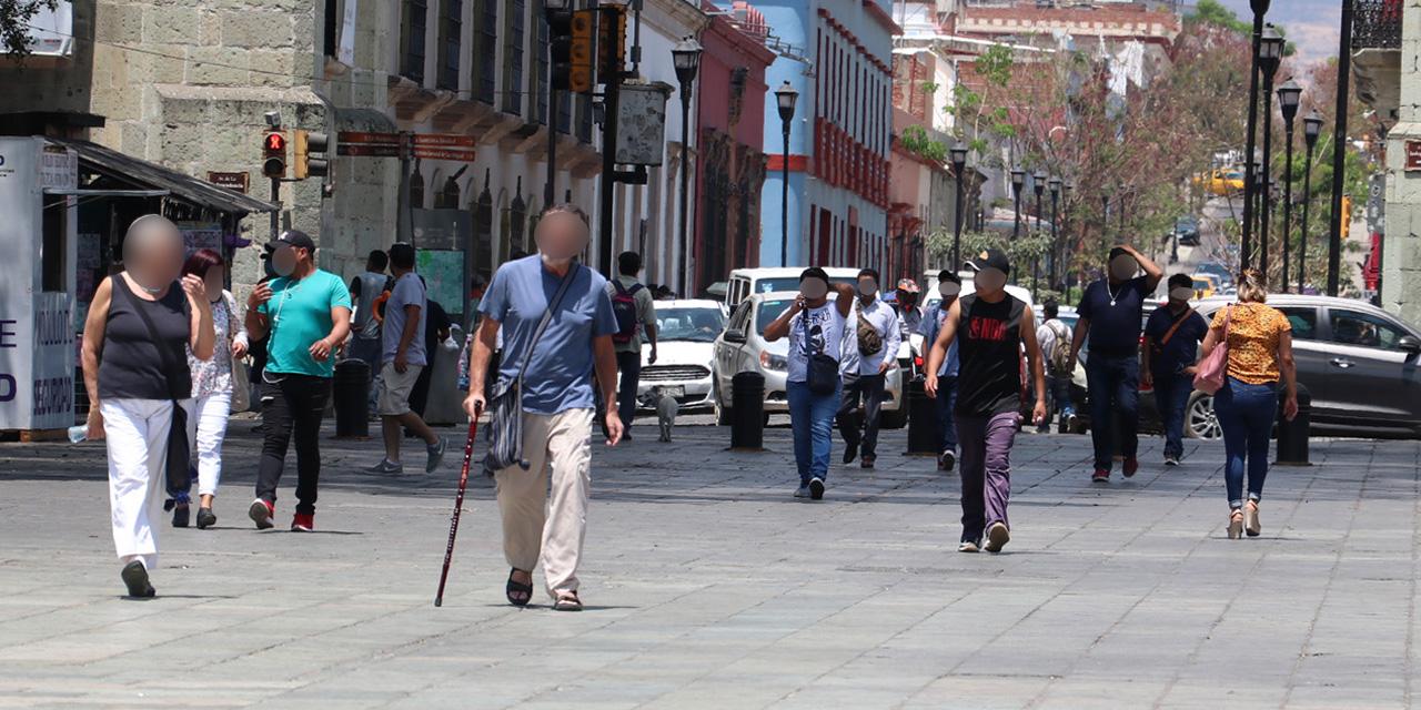 Oaxaca se mantiene con 14 contagios de Covid-19 | El Imparcial de Oaxaca