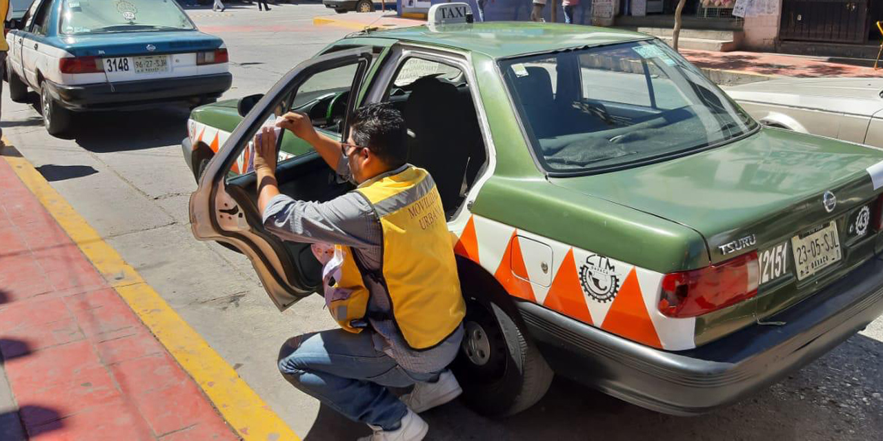 90% del transporte cumple con medidas sanitarias en Huajuapan | El Imparcial de Oaxaca