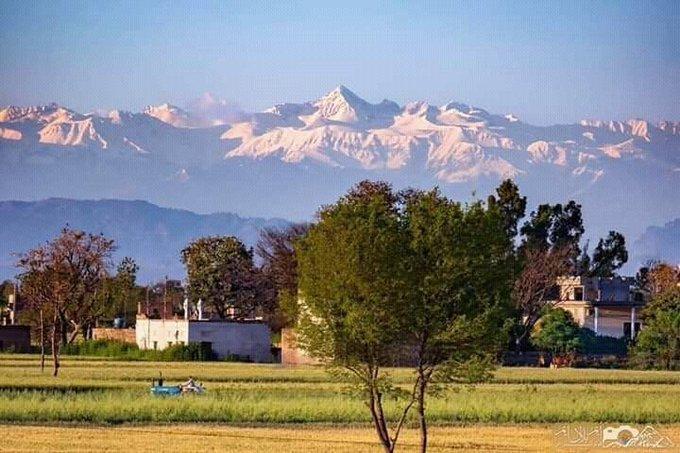 El Himalaya se vuelve a ver por primera vez desde la Segunda Guerra Mundial | El Imparcial de Oaxaca